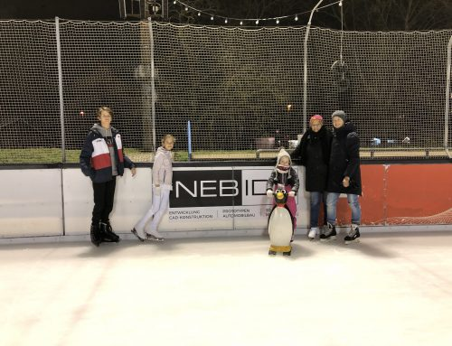 Nebidt sponsorship in Wiesbaden